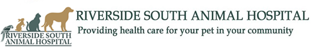 Riverside South Animal Hospital Logo